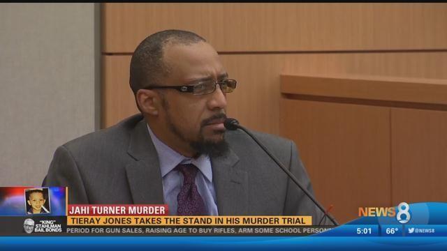 Jahi Turner Murder Trial: Tieray Jones takes the stand