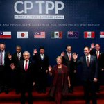 11 countries sign TPP trade pact without the US