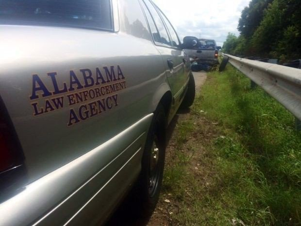 Montgomery man killed in two-vehicle crash near Clanton