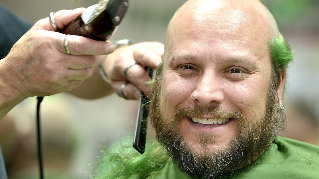 Sioux City barber continues to ramp up cancer fundraising