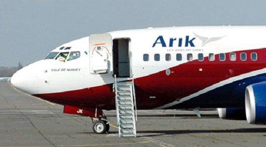 Nigeria plane makes emergency landing in Ghana