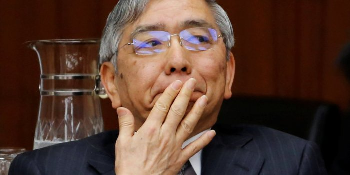 Bank of Japan Sticks With Holding Pattern
