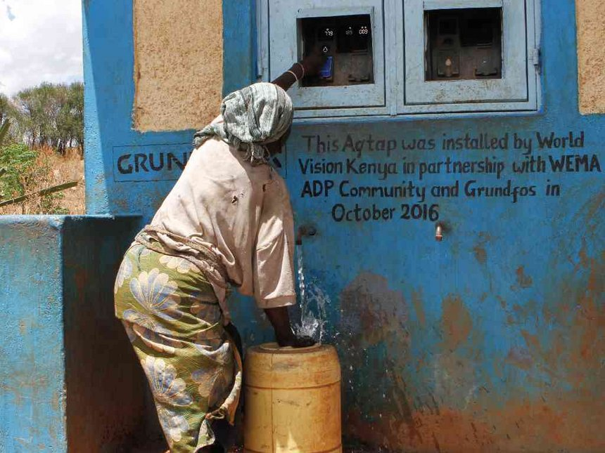 Boreholes relieve Nakuru women, children of long treks to find water