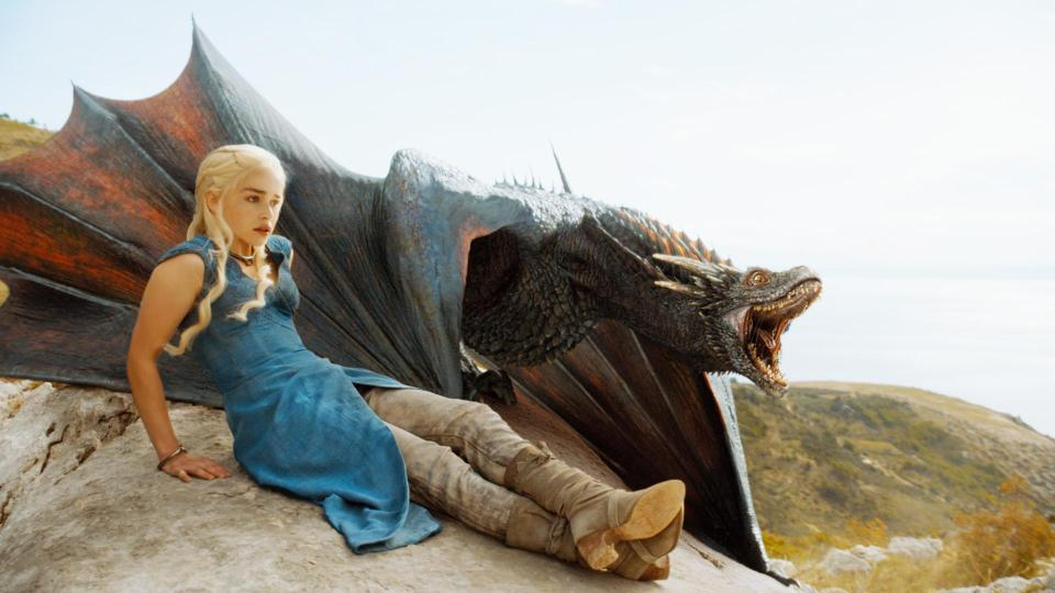 Men who binge-watch TV box-sets like Game of Thrones a third more likely to get BOWEL cancer