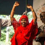 Celebrating Mama Rahma, women rights defender in Kiamaiko