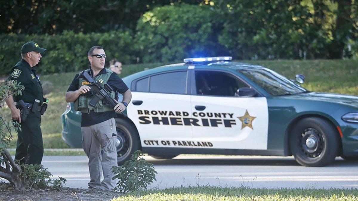 911 calls reveal panic as Florida high school massacre unfolded