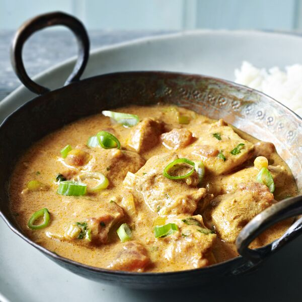 Cooking from scratch: Curries