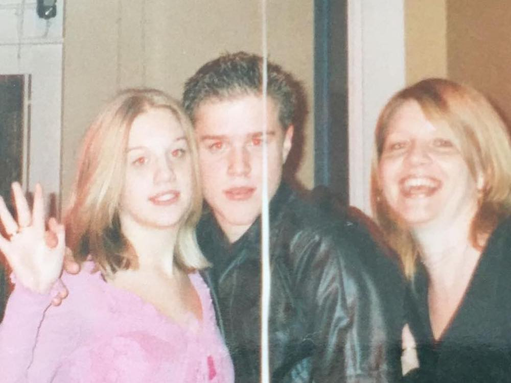 Can You Guess Which Former X Factor Star Is In This TBT Pic?