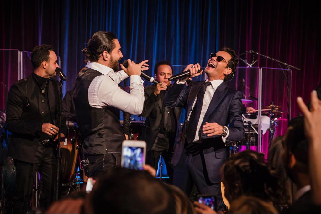 Amazing evening at @MaestroCares 5th annual gala last night. Thanks for you support!  #MaestroCaresGala https://t.co/3GMh56f8ge