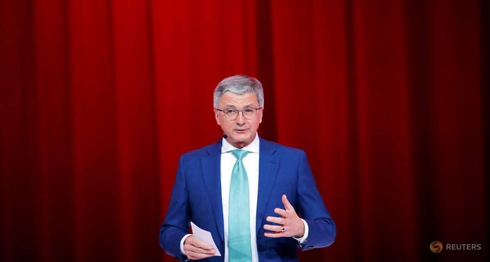 German watchdog to issue further diesel-car recalls: Audi CEO