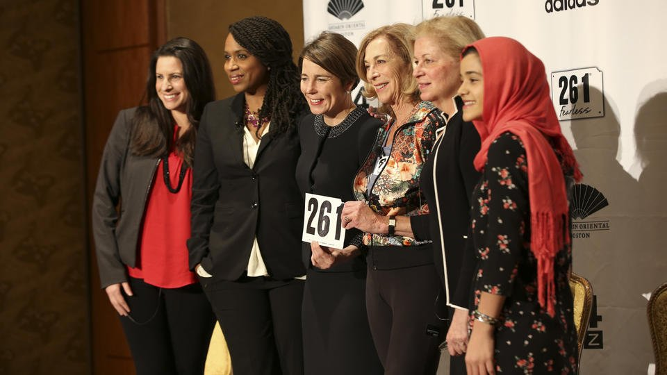 Five 'game-changers' lauded on Women's Day