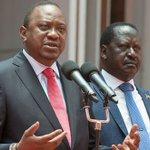 Kenyatta, Odinga resolve to work together