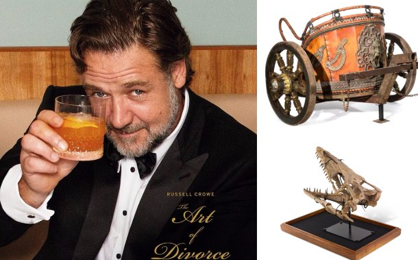RT @Telegraph: Six remarkable things you can buy in @russellcrowe's 'divorce auction' https://t.co/nYSr1RT5o3 https://t.co/sYQr4DYTBk