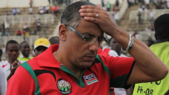 Massive foreign applications for Harambee Stars job, Amrouche says no