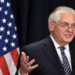 US secretary of state Rex Tillersonis expected in Kenya