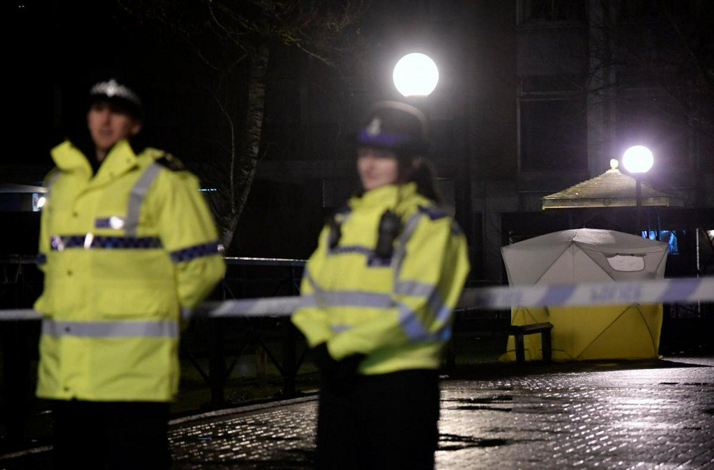 UK sends troops to city where Russian spy poisoned with nerve agent