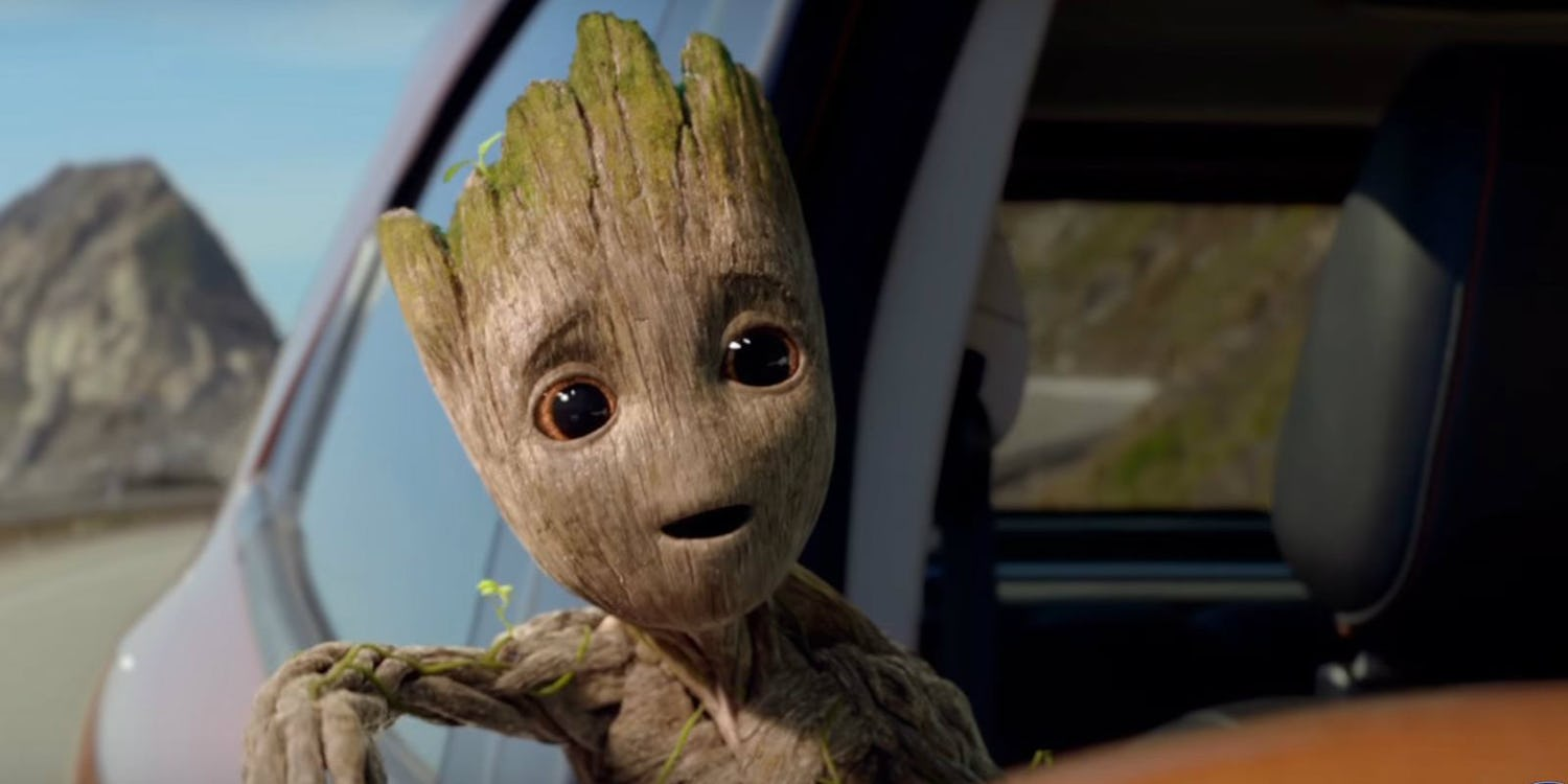 Marvel's 'Infinity Countdown' Gives Groot An Unexpected New Ability https://t.co/Ud8VqNy9Nl https://t.co/VxS1sKImsF
