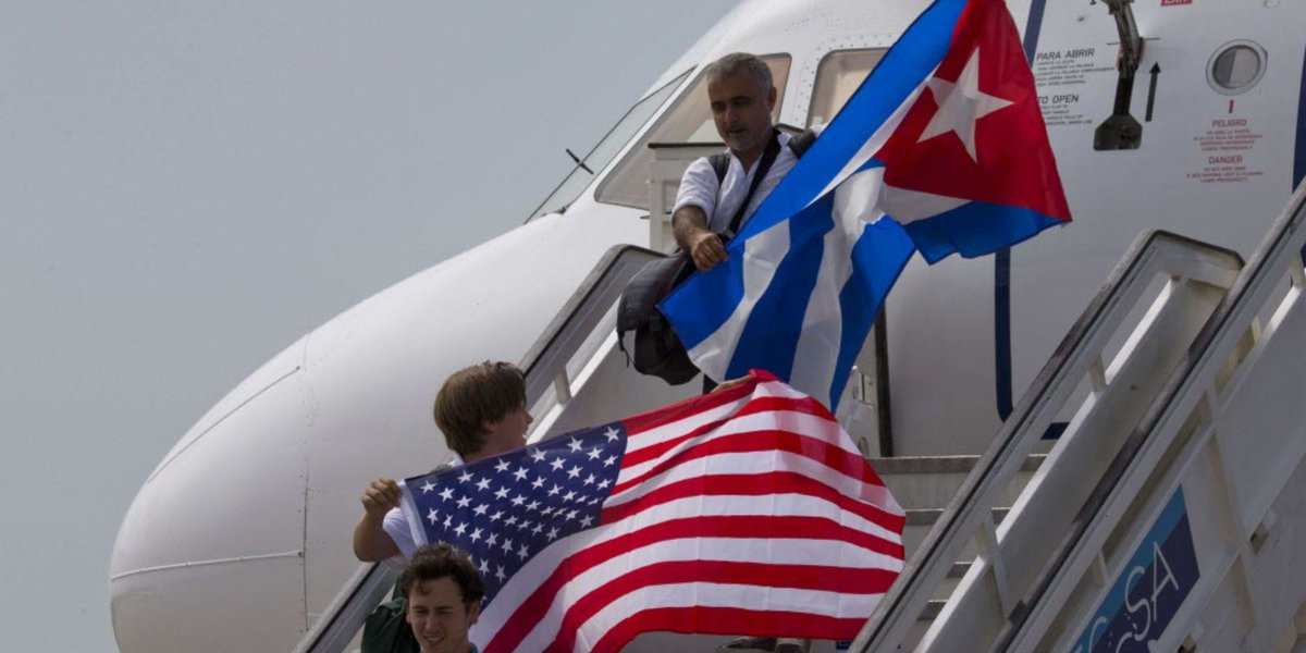 Competition for Cuba flights sparks airline row