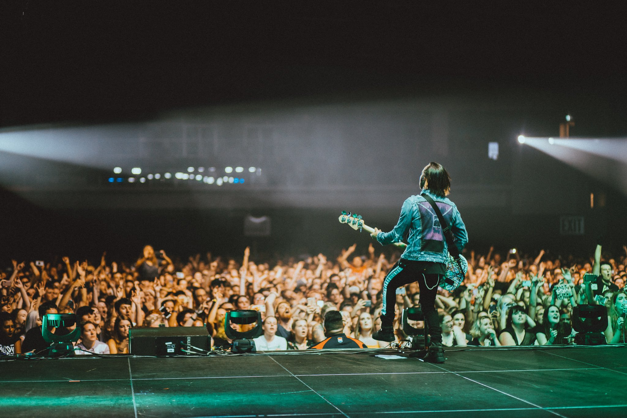 Auckland, what a way to close out our shows down under �� https://t.co/7yO2xTAzxj
