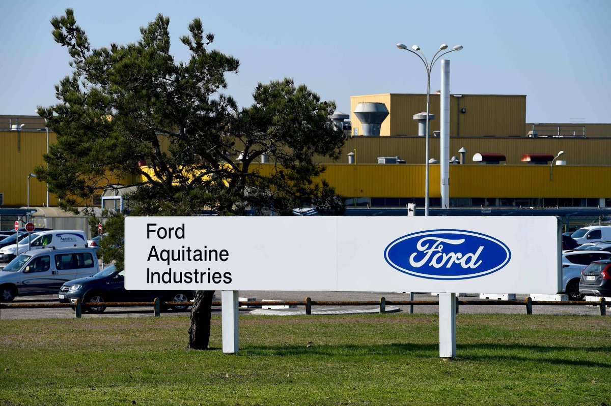 Gironde. Ford confirme qu'elle ne voit «aucune opportunité de production» après 2019