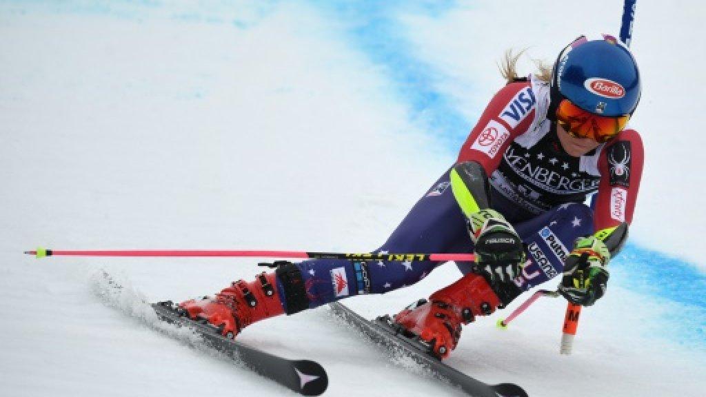 American Mikaela Shiffrin retains overall Alpine World Cup title