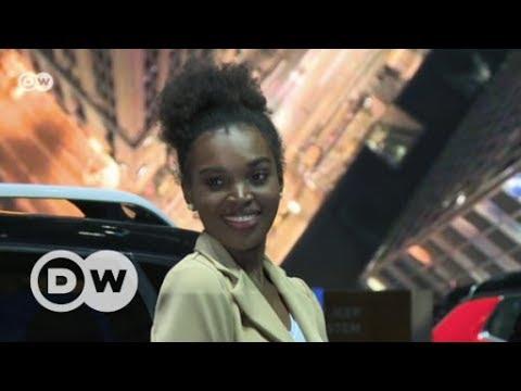 The Geneva Motor Show 2018: Cars and women? | DW English