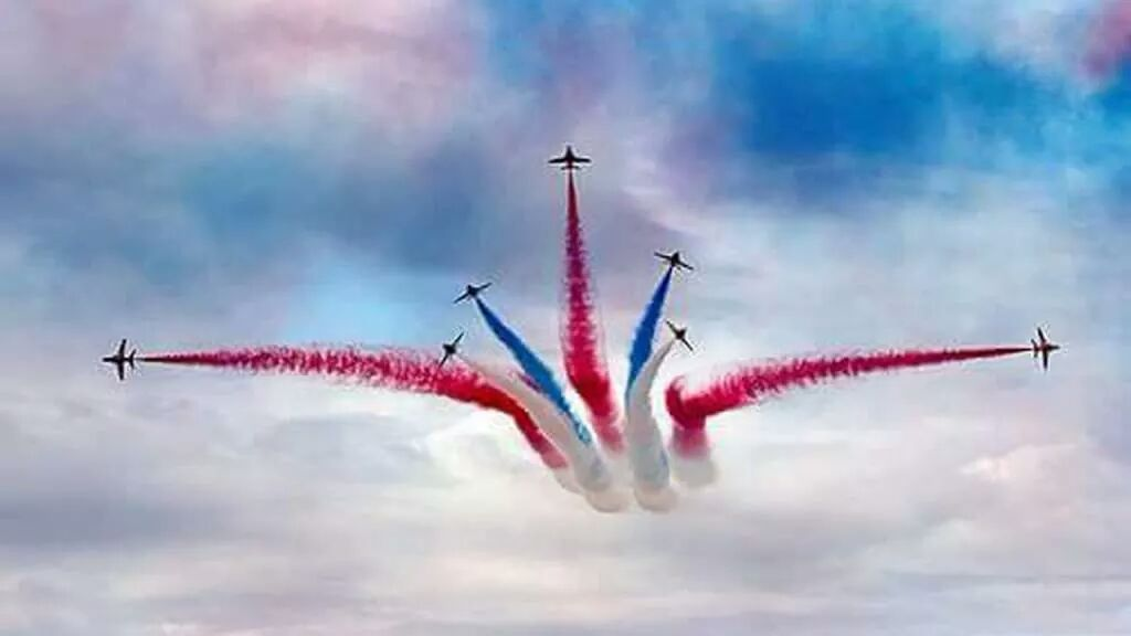 Pakistan Air Force #PAF ready to Rock 'n Roll on Pakistan Resolution Day 23rd march 2018 #PakistanZindabad https://t.co/h3biwlHHDi