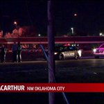 Oklahoma City police looking for vehicle, driver involved in fatalhit-and-run