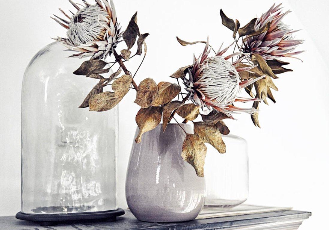 Les fleurs séchées, le retour !