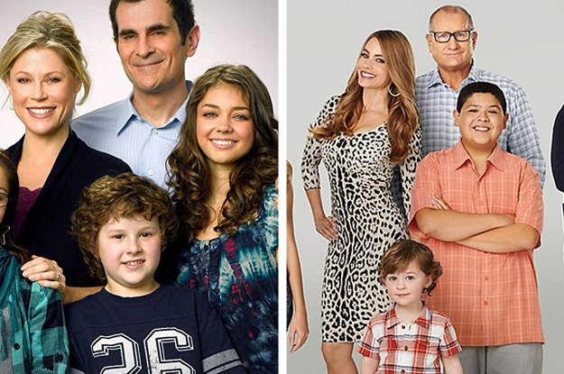 RT @BuzzFeeders: Which @ModernFam family do you belong in?  https://t.co/0rqC84wvQk https://t.co/hrBPs62tu2