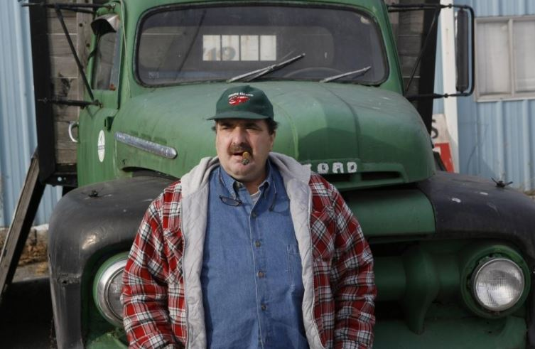 Passages: Johnston pig farmer and recycler Louis Vinagro Jr. has died