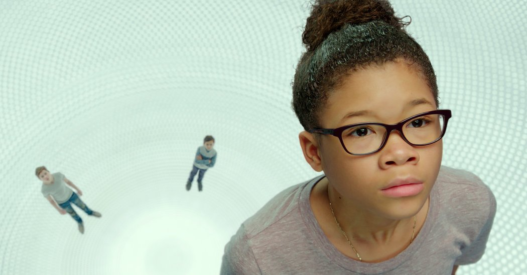 I Saw Myself in 'A Wrinkle in Time.' But I Had to Work Hard.