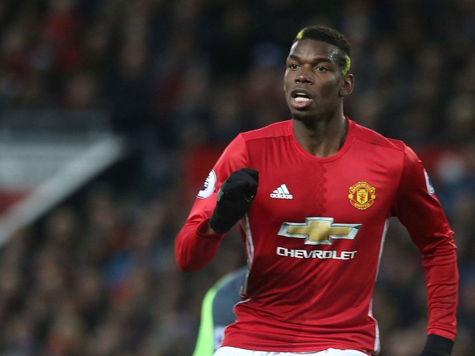 Happy birthday to Paul Pogba on the 15th March