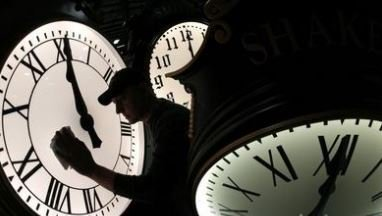 How to minimize the effect of Daylight Saving Time Sunday morning