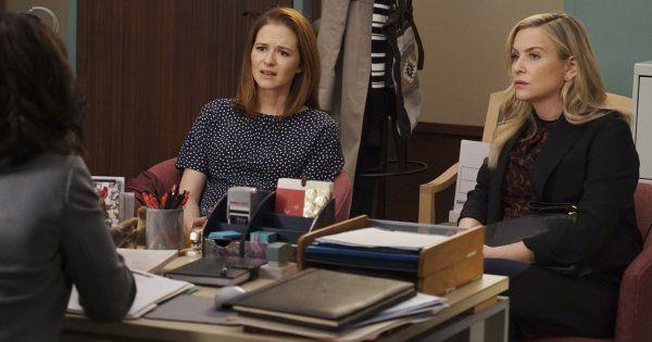 """""""Grey's Anatomy"""": deux personnages importants quittent la série"""