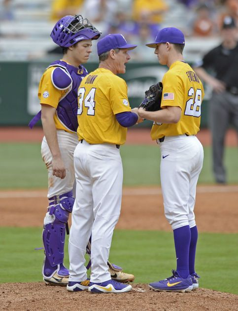 RHP Devin Fontenot finds his footing after bumpy start to LSU baseball career