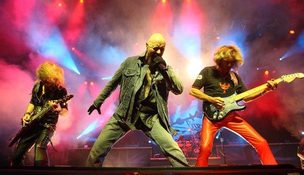 Judas Priest discuss their new album,'Firepower,' and reflect on their legacy https://t.co/RrxEpWKKh0 https://t.co/eDj5jbWEjP