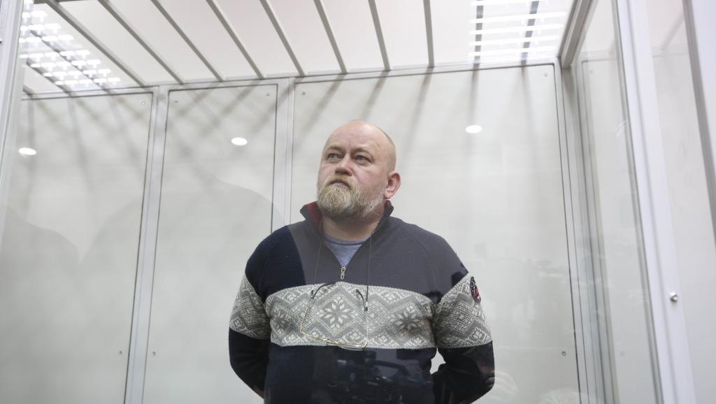 Ukraine: un négociateur arrêté et accusé d'avoir voulu assassiner Porochenko