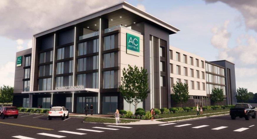 Tuscaloosa city council, developer plan luxury downtown hotel