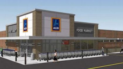 Proposed Aldi grocery store set for Floyd and Outer Drive in Sioux City