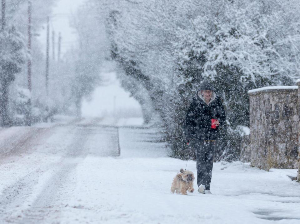 """What is the """"Pest from the West"""" and how is it affecting UK weather?"""