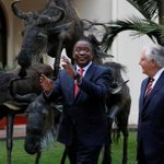 Tillerson praises Uhuru-Raila meet, roots for free press and respect for courts