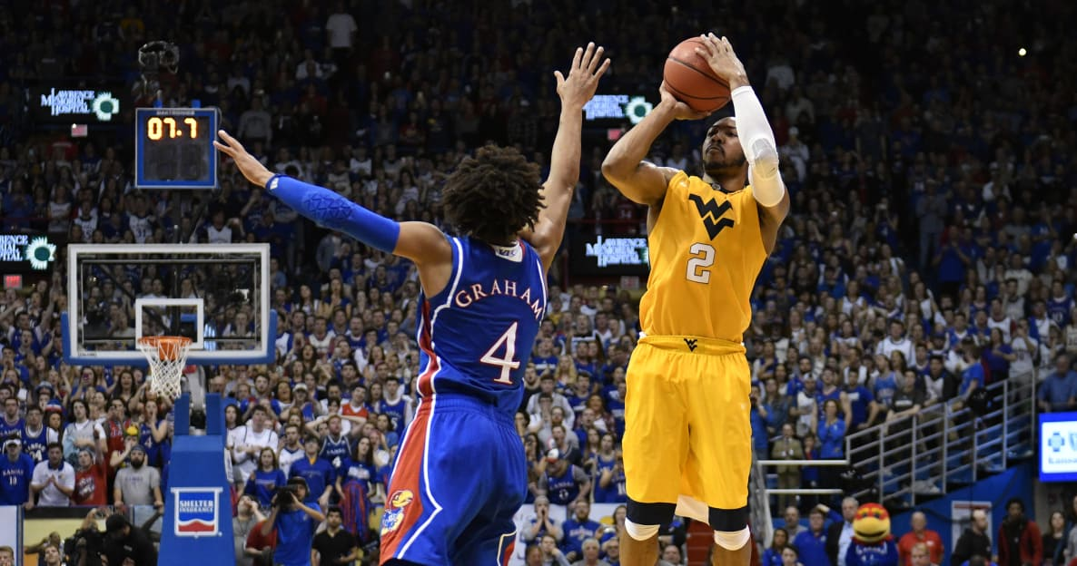 West Virginia hopes third time is a charm against Kansas