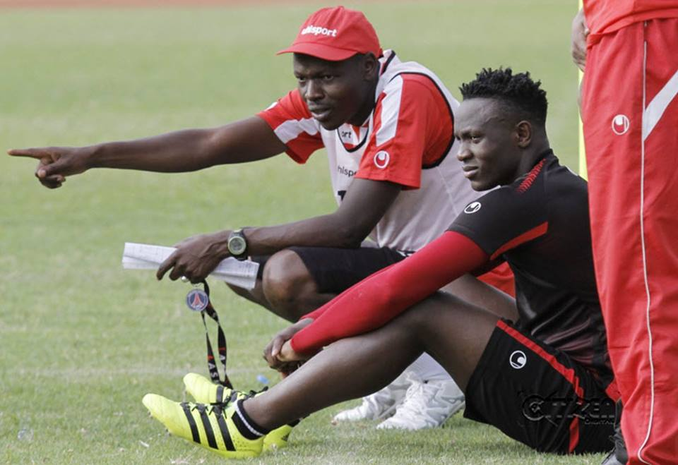There was no plans to play Harambee Stars