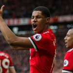 Rashford's double gives Man Utd victory over Liverpool