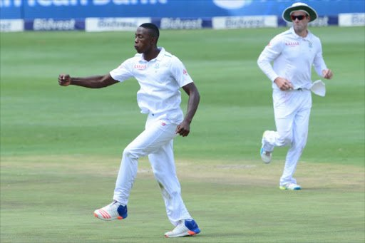Rabada frustrates Aussies as Proteas progress