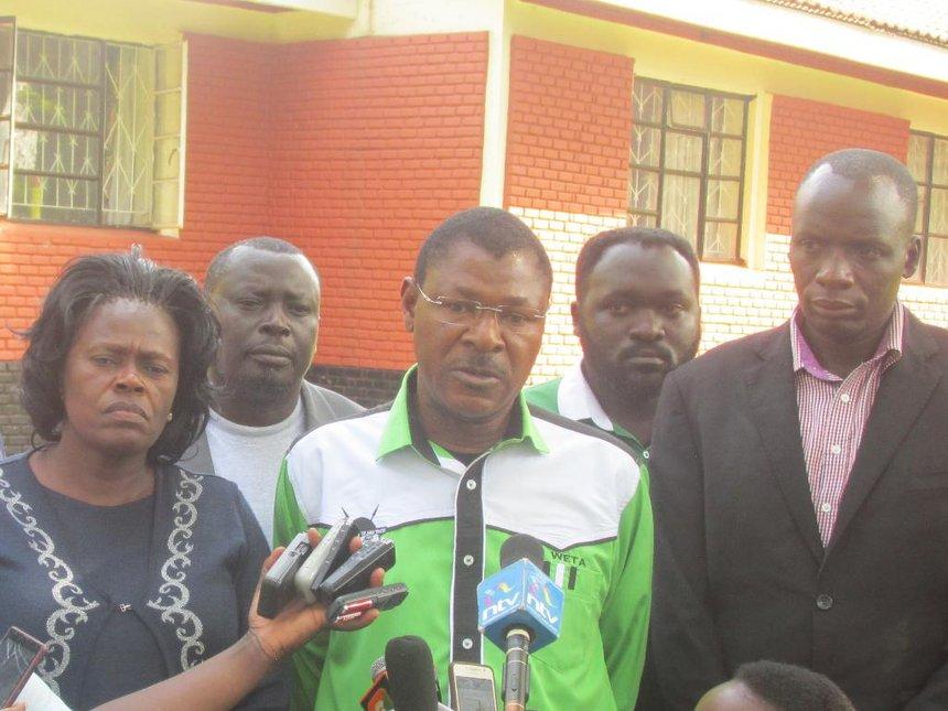 Revoke 'ineffective' Mt Elgon curfew, Bungoma leaders ask Matiang'i