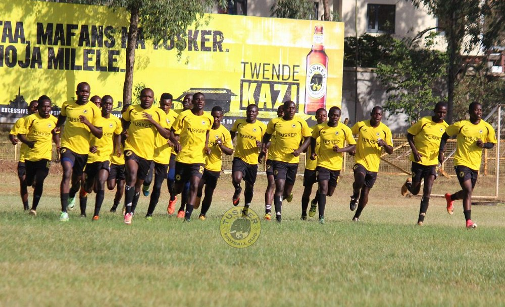 Timbe ring changes in team to face Thika