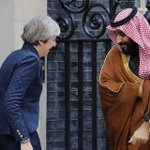 UK, Saudi Arabia 'call to disarm Hezbollah, rein in Iran'
