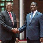 Opposition, Jubilee leaders praise talks